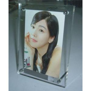 China Acrylic Photo Frame, Perspex Photo Block, Lucite Picture Frame on sale