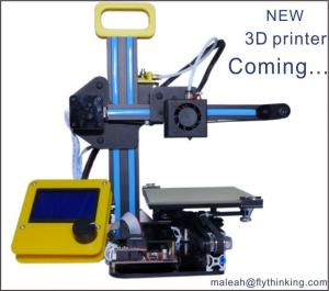 China Professional Large 3d Printing Machines Less Than 200mm / s Speed on sale