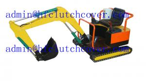 China China coal group Amusement Kid Game Excavator For Sale / Children Excavator / Kids Electric Toys Excavator for sale on sale