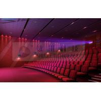 China Faites signe le système du cinéma 3D de chaise de théâtre avec des projecteurs/système de son on sale