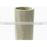 Custom Ring Stainless Steel Filter Mesh High Temperature Oxidation Resistance