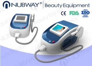 China Professional mini 808nm diode laser hair removal/laser hair removal machine price for sale on sale