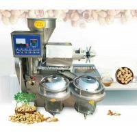 Automatic Peanut Oil Pressing Machine with Vacuum Filter