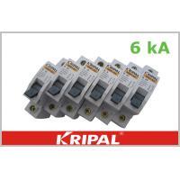 32 Amp 40 Amp 50 Amp MCB Mini Circuit Breaker Single Pole Customized