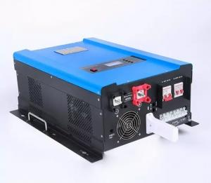 China 18000W 48V Power Inverter off grid Solar Inverter with charger controller 110vac 240vac on sale