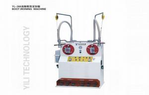 China Chaussure semi-automatique de 180 degrés faisant des machines pour la formation de bottes/repassant on sale