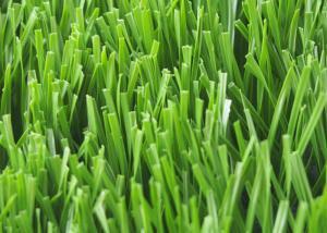 China High Density Football Artificial Grass 50mm PE Stem Fiber Artificial Soccer Turf on sale
