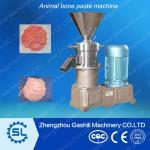 Machine animale de pâte d'os