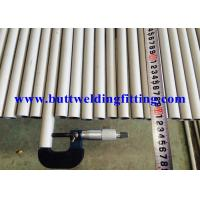 Hot Rolled 304l Stainless Steel Tubing , AISI Seamless Stainless Steel Tubes