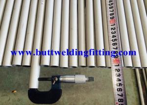 China Hot Rolled 304l Stainless Steel Tubing , AISI Seamless Stainless Steel Tubes on sale