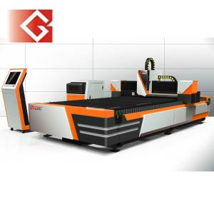 China 1000w Raycus Nlight IPG fiber laser metal sheet cutting machine for cutting carbon steel stainless steel on sale