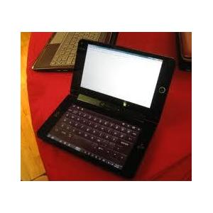 China Toshiba Libretto W100 7-Inch Dual-Screen Notebook on sale