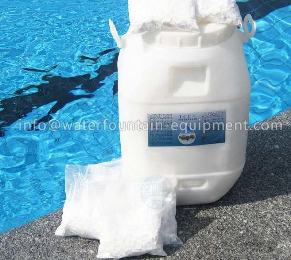 High Efficient Swimming Pool Clarifier Spa Chlorine Tablets ...