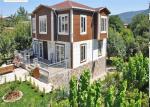 Light Steel Prefabricated Modern 2 Story House With Fiber Cement Board Floor