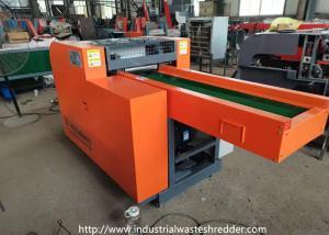 China 8p Motor T Shirt Bags 600mm Blades Rag Cutting Machine on sale