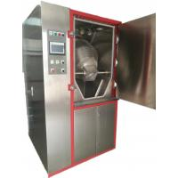 Cryogenic Deflashing Machine Remove flashes or burrs of the Rubber Mould Parts Capacity of 120liter