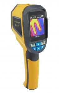 China Yellow High Performance Infrared Thermal Imager camera 60 * 60 3.7V on sale