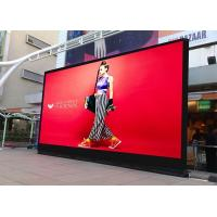 Ultra Thin Stage Rental Led Display Wall For Live Video Pixel 4.81mm
