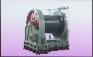 China 1 Ton winch, manual and hydraulicanchorwinch, windlass combinationmachine on sale