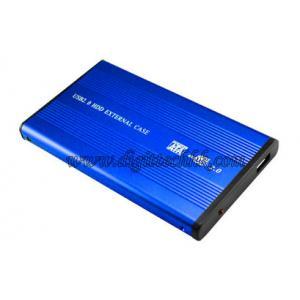 China USB 2,0 2.5&quot ; Clôture de CAS de LECTEUR DE DISQUE DUR de SATA on sale