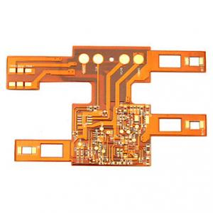 China 3mil Polyimide FPC Flexible Printed Circuit Board 4 Layer AC500V on sale