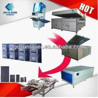 Keyland solar panel production lines Turnkey solution for PV 1MW 5MW 10MW 20WM 50-100MW
