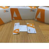 4mm 300ng Quick Drug Abuse Test Kit COC Urine Drug Test Strip / Cassette / Panel