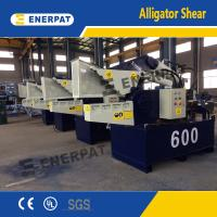 China Factory price scrap metal alligator shear for sale on sale
