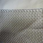 321 347 304 316 Stainless Steel Fine Wire Mesh , SS Wire Cloth Screen Long Life