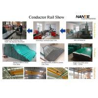 Aluminum Conductor Crane Components / 4 Poles Insulated Crane Busbar