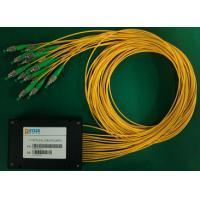 11.2dB Insertion Loss Multimode Fiber Splitter For PON Networks / CATV Links