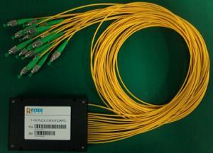 China 11.2dB Insertion Loss Multimode Fiber Splitter For PON Networks / CATV Links on sale