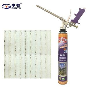 China All Season 750ml Expanding Polyurethane Sealant For Filling Cavities on sale