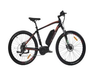 China Light Weight Electric Assist Mountain Bike 8 Fun Mid Drive Motor 5 Assist Level on sale