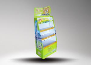 China Ladder - shaped Flooring Stationery Display Stand for Office Pens Promotion on sale