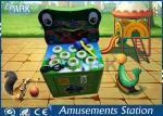 Innovative Design Frog Jump Hammer Arcade Machine For Kids 80*66*148 CM