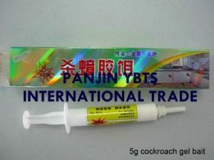 China Cockroach Gel Bait on sale