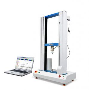 China Desktop Digital Tensile Testing Machines CE Certificate Tensile Tester Machine on sale