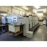 KOMORI LITHRONE L-526 (straight five colours) Sheet fed offset printing press machine