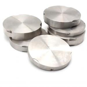 China Alkali Resistance Titanium Disk For Metal And Plastic Product Surface Working on sale