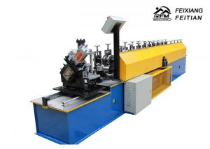 China PLC Control Metal Stud And Track Roll Forming Machine / Drywall Stud Roll Forming Machine on sale