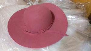 China Fashion Wool Felt Lady Hats on sale
