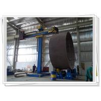 Longitudinal Seam Rotary Welding Positioner / Weld Manipulator