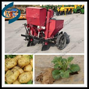 China 2 rows potato planter machine on sale