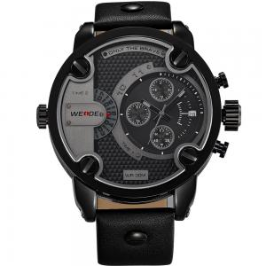 China Analog & Complete Calendar Classic design wrist watch on sale