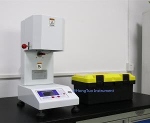China Laboratory Digital Plastic Melt Flow Indexer , Auto Melt Flow Index Testing Machine on sale