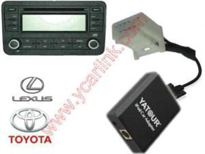 China yatour ipod car adapter(YT-M05) on sale