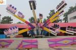 amusement park equipment rides rotary bounce rides jumping machine