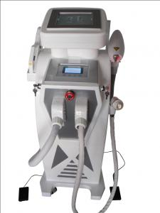 China IPL +RF +YAG Laser Multifunction Machine IPL Laser Equipment on sale