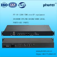 1000M ETH TO 8E1 CONVERTER GE TDM OVER IP EQUIPMENT